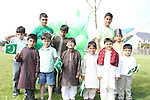 All the Boys celebrating Pakistani Independence Day in Rose Hall...Picture Jenny Matthews/Newsfile.ie