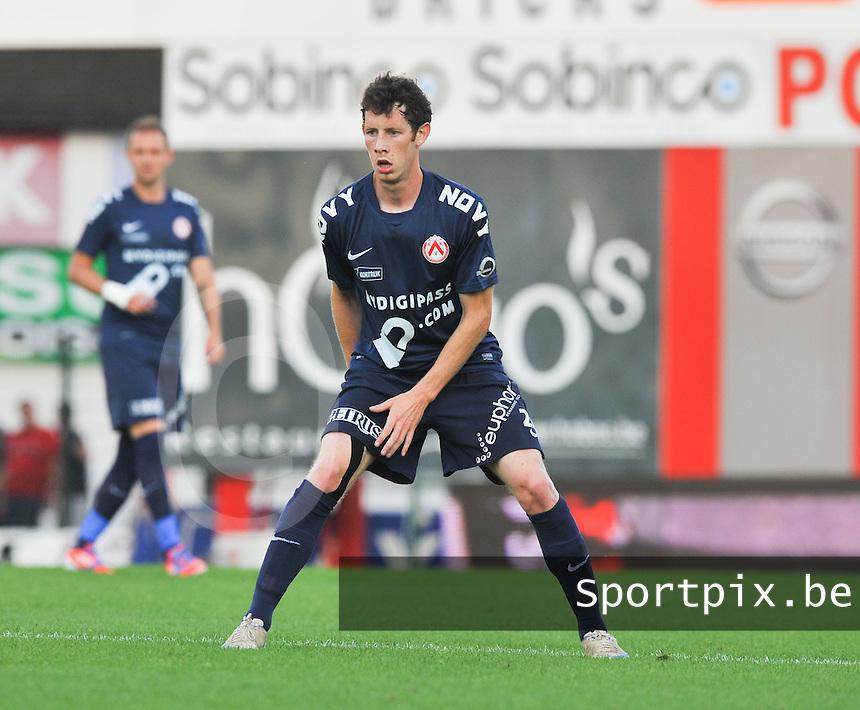 KV Kortrijk : Thomas Matton.foto VDB / DAVID CATRY