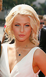 LOS ANGELES, CA. - September 13: Actress Julianne Hough arrives at the 60th Primetime Creative Arts Emmy Awards held at Nokia Theatre on September 13, 2008 in Los Angeles, California.