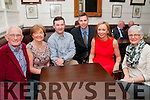Listowel Emmetts Social : Attending the Listowel Emmett's GAA social at the Listowel Arms Hotel on Saturday night last were Billy & Maria Galvin, Shay Galvin, Gary Stack Rose Leahy & Daisey Foley.