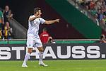 10.08.2019, wohninvest Weserstadion, Bremen, GER, DFB-Pokal, 1. Runde, SV Atlas Delmenhorst vs SV Werder Bremen<br /> <br /> DFB REGULATIONS PROHIBIT ANY USE OF PHOTOGRAPHS AS IMAGE SEQUENCES AND/OR QUASI-VIDEO.<br /> <br /> im Bild / picture shows<br /> <br /> Claudio Pizarro (Werder Bremen #14)<br /> Foto © nordphoto / Kokenge