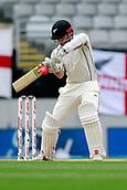 23rd March 2018, Eden Park, Auckland, New Zealand; International Test Cricket, New Zealand versus England, day 2;  Kane Williamson
