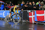 Thomas Leezer (NED) Lotto NL-Jumbo in action during Stage 1, a 14km individual time trial around Dusseldorf, of the 104th edition of the Tour de France 2017, Dusseldorf, Germany. 1st July 2017.<br /> Picture: Eoin Clarke | Cyclefile<br /> <br /> <br /> All photos usage must carry mandatory copyright credit (&copy; Cyclefile | Eoin Clarke)