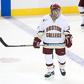 Malcolm Lyles (BC - 23) - The Boston College Eagles defeated the Yale University Bulldogs 9-7 in the Northeast Regional final on Sunday, March 28, 2010, at the DCU Center in Worcester, Massachusetts.