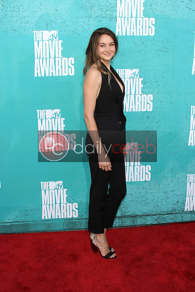 Shailene Woodley<br />