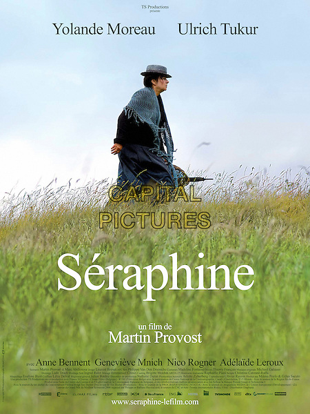 POSTER ART.in Seraphine.*Filmstill - Editorial Use Only*.CAP/PLF.Supplied by Capital Pictures.
