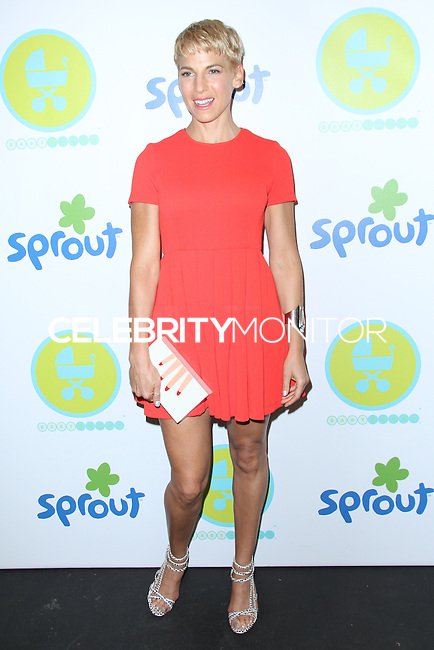 NEW YORK CITY, NY, USA - JUNE 04: Jessica Seinfield at the 2014 Baby Buggy Bedtime Bash Hosted By Jessica And Jerry Seinfeld - Sponsored By Sprout on June 4, 2014 in New York City, New York, United States. (Photo by Jeffery Duran/Celebrity Monitor)