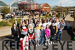Enjoying the BALLYSEEDY Garden Centre Fun Weekend in aid of Downs Syndrome