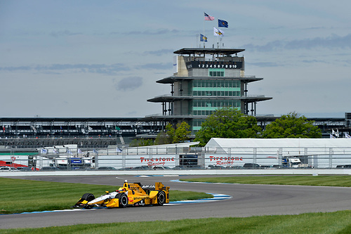 12-14 May, 2016, Indianapolis, Indiana, USA<br /> Spencer Pigot<br /> ©2016, Scott R LePage <br /> LAT Photo USA