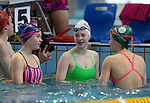 Action during Session One of the 2015 New Zealand Secondary Schools Championships, Waterworld, Hamilton, New Zealand, Friday 11 September 2015. Photo: Simon Watts/www.bwmedia.co.nz