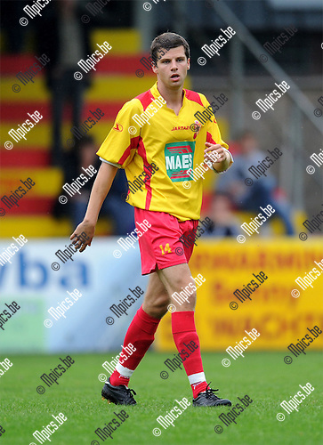 2011-08-14 / Voetbal / seizoen 2011-2012 / SV Bornem / .Nick de Groote..Foto: mpics