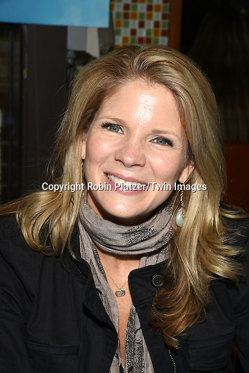 Kelli O'Hara attends the Broadway Cares/Equity Fights Aids Flea Market and Grand Auction on September 25, 2016 at the Music Box Theatre and in Shubert Ally in New York, New York, USA. <br /> <br /> photo by Robin Platzer/Twin Images<br />  <br /> phone number 212-935-0770