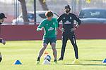 09.01.2020, Sportzentrum RCD Mallorca, Son Bibiloni, ESP, TL Werder Bremen -  Training Tag 07<br /> <br /> im Bild / picture shows <br /> <br /> Rehatraining von<br /> Yuya Osako (Werder Bremen #08)<br /> <br /> Foto © nordphoto / Kokenge