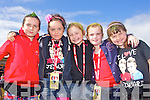 EXCITED: Paddy and Aniva Corbert, Susan Rea, Eve Branock, Laura Corbert excited to see JEDWARD at the Atlantic Music Sessions Festival on Sunday in Ballybunion..