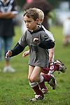 Pukekohe AFC 6th grade football game between Rhinos & Silversharks, played at Bledisloe Park Pukekohe on Saturday June 14th 2008.