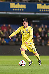 Nicola Sansone of Villarreal CF in action during their Copa del Rey 2016-17 Round of 16 match between Villarreal and Real Sociedad at the Estadio El Madrigal on 11 January 2017 in Villarreal, Spain. Photo by Maria Jose Segovia Carmona / Power Sport Images