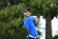Lorenzo Filippo Scalise (Italy) during final day of the World Amateur Team Championships 2018, Carton House, Kildare, Ireland. 08/09/2018.<br /> Picture Fran Caffrey / Golffile.ie<br /> <br /> All photo usage must carry mandatory copyright credit (© Golffile | Fran Caffrey)