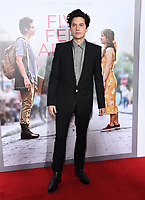 07 March 2019 - Westwood, California - Cole Sprouse. &quot;Five Feet Apart&quot; Los Angeles Premiere held at the Fox Bruin Theatre. <br /> CAP/ADM/BT<br /> &copy;BT/ADM/Capital Pictures