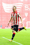 Football macht during La Liga BBVA.<br /> Athletic Club - Real Sociedad<br /> iker muniain