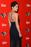 Emma Willis<br /> at the launch of The Voice Kids, Madame Tussauds, London. <br /> <br /> <br /> &copy;Ash Knotek  D3273  06/06/2017