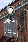 Exterior, The Easton Restaurant, London, city, England, UK, United Kingdom, Great Britain, Europe, European