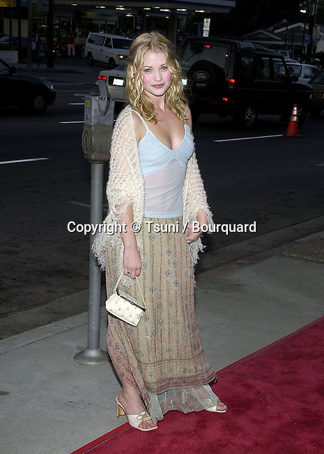 Emily De Raven arriving at The World Premiere of Original Sin at the Director Guild Theatre in Los Angeles July 31, 2001   DeRavenEmily01A.JPG