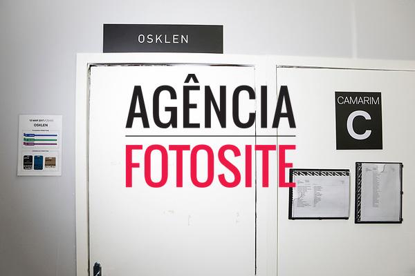 Osklen<br /> <br /> SPFW - N43<br /> <br /> Mar&ccedil;o / 2017<br /> <br /> foto: Sergio Caddah / FOTOSITE