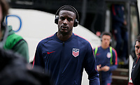 Cary, N.C. - Tuesday March 27, 2018: Bill Hamid during an International friendly game between the men's national teams of the United States (USA) and Paraguay (PAR) at Sahlen's Stadium at WakeMed Soccer Park.