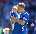 12.05.2019 Rangers v Celtic: Scott Arfield