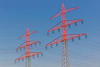 Bergedorfer Stromversorgung:EUROPA, DEUTSCHLAND, HAMBURG, BERGEDORF 15.04.2013: Bergedorfer Stromversorgung