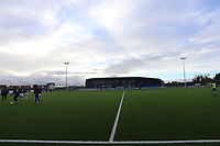 General View of the new stadium at Aveley FC during Grays Athletic vs Romford, Bostik League Division 1 North Football at Parkside on 1st January 2018