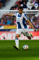 Marc Roca of RCD Espanyol during La Liga match between Atletico de Madrid and RCD Espanyol at Wanda Metropolitano Stadium in Madrid, Spain. November 10, 2019. (ALTERPHOTOS/A. Perez Meca)<br /> Liga Spagna 2019/2020 <br /> Atletico Madrid - Espanyol <br /> Photo Alterphotos / Insidefoto <br /> ITALY ONLY