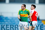 Barry O'Dwyer South Kerry in action against  Dingle in the Quarter Final of the Kerry Senior County Championship at Austin Stack Park on Sunday.