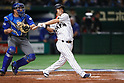 Norichika Aoki (JPN), <br /> MARCH 15, 2017 - WBC : 2017 World Baseball Classic Second Round Pool E Game between Japan 8-3 Israel at Tokyo Dome in Tokyo, Japan. <br /> (Photo by Sho Tamura/AFLO SPORT)