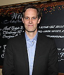 Director Davis McCallum attending the Opening Night Performance After Party for 'The Whale' at West Bank Cafe in New York City on 11/05/2012