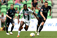 GRONINGEN - Voetbal, FC Groningen - Werder Bremen, voorbereiding seizoen 2018-2019, 29-07-2018, FC Groningen speler Deyovaisio Zeefuik