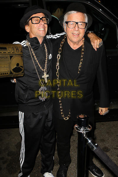 LOS ANGELES, CA - OCTOBER 30: Brian Grazer and Robert Kraft arriving to the Casamigos Tequila Halloween Party on October 30, 2015 in Los Angeles, California. <br /> CAP/MPI99<br /> &copy;MPI99/Capital Pictures