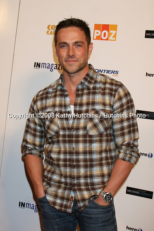 Dylan Bruce  arriving at the SOAPS IN THE CITY soap website launch party  in West Hollywood, CA.October 16, 2008.©2008 Kathy Hutchins / Hutchins Photo...                .