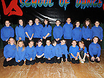 The Middle Group who took part in the DanzeMania show in Ardee parish centre. Photo: Colin Bell/pressphotos.ie