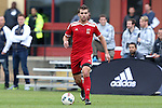 12 January 2016: Josh Turnley (Georgetown). The adidas 2016 MLS Player Combine was held on the cricket oval at Central Broward Regional Park in Lauderhill, Florida.