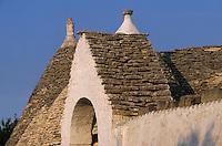 Europe/Italie/La Pouille/Env d'Alberobello: Trulli