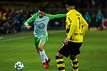14.01.2018, Signal Iduna Park, Dortmund, GER, 1.FBL, Borussia Dortmund vs VfL Wolfsburg, <br /> <br /> im Bild | picture shows:<br /> Josip Brekalo (VfL Wolfsburg #21), <br /> <br /> Foto &copy; nordphoto / Rauch