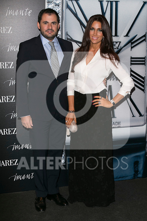 "Emiliano Suarez at the presentation of the first woman watch of Suarez Brand at ""La casa encendida"" in Madrid, Spain. October 15, 2014. (ALTERPHOTOS/Carlos Dafonte)"