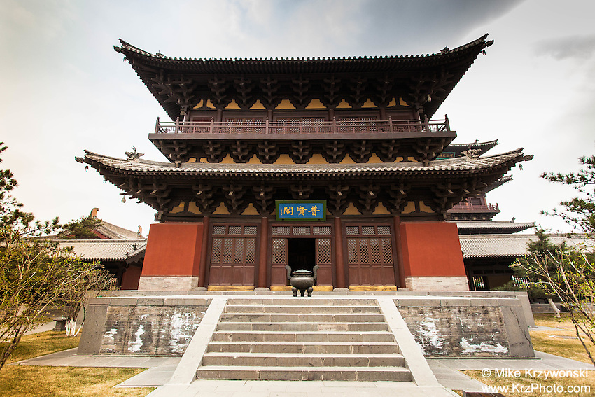 Huayan Monastery, Datong, China