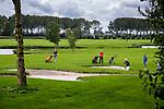 ZOETERMEER - hole 7 , BurgGolf Westerpark.  COPYRIGHT  KOEN SUYK