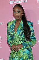 LOS ANGELES - DEC 12:  Normani, Normani Kordei Hamilton at the 2019 Billboard Women in Music Event at Hollywood Palladium on December 12, 2019 in Los Angeles, CA