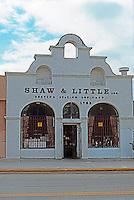 Mission Revival: 1785 Logan Avenue, San Diego.