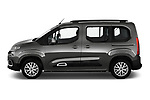 Car driver side profile view of a 2019 Citroen Berlingo Feel 5 Door MPV