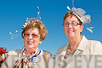 Ladies Day Listowel Races : Pictured at Ladies Day in Listowel ofn Friday last were Betty Harnett & Nora Stack from Ballybunion.