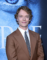 "LOS ANGELES, CA July 12- Alfie Allen,  At Premiere Of HBO's ""Game Of Thrones"" Season 7 at The Walt Disney Concert Hall, California on July 12, 2017. Credit: Faye Sadou/MediaPunch"